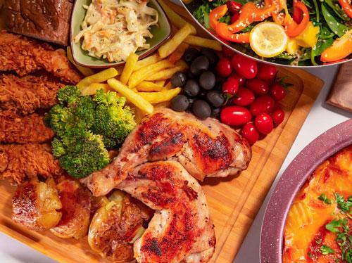 پخت و پز در ظروف سلامت