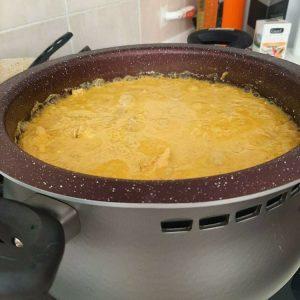 پخت سوپ در غذاپز همه کاره ناخ