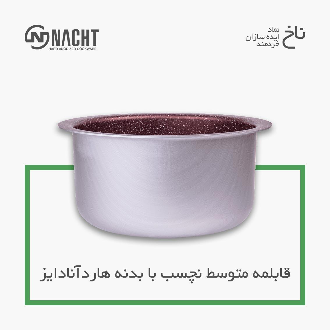 Nacht-Hard-Anodized-Medium-Tanur-Pot