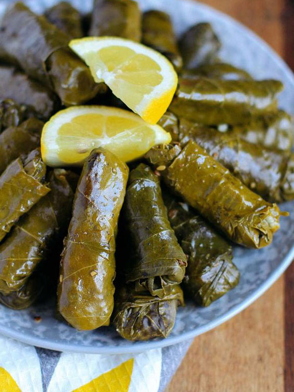 دلمه غذای عید نوروز ایرانی