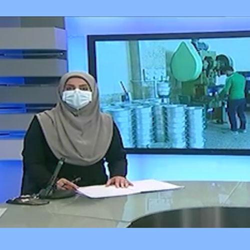 ویدئو ناخ شبکه خبر تبریز