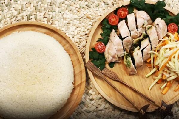 طرز تهیه مرغ چیلی تایلندی